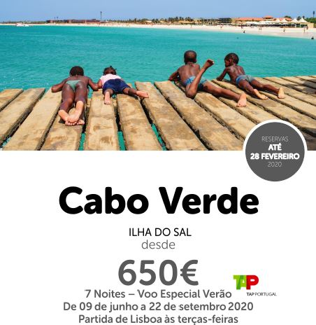 Cabo Verde: Ilha do Sal